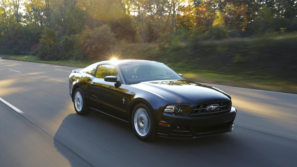 2014 Ford Mustang Technology Accessories